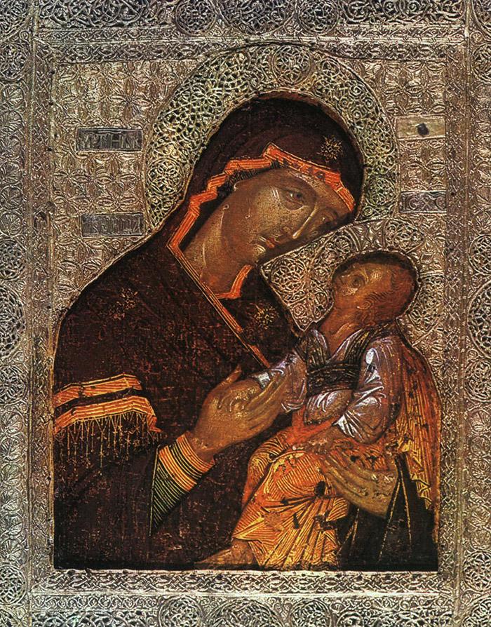 Акафист иконе Пресвятой Богородицы Мати Молебница