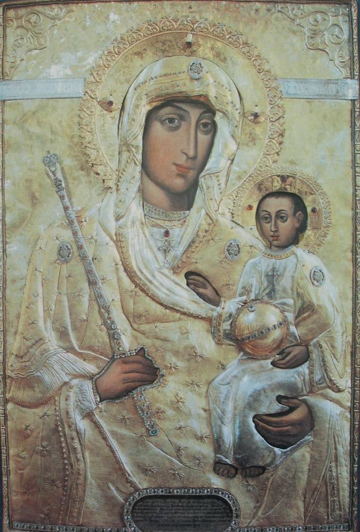 Акафист иконе Пресвятой Богородицы Минская