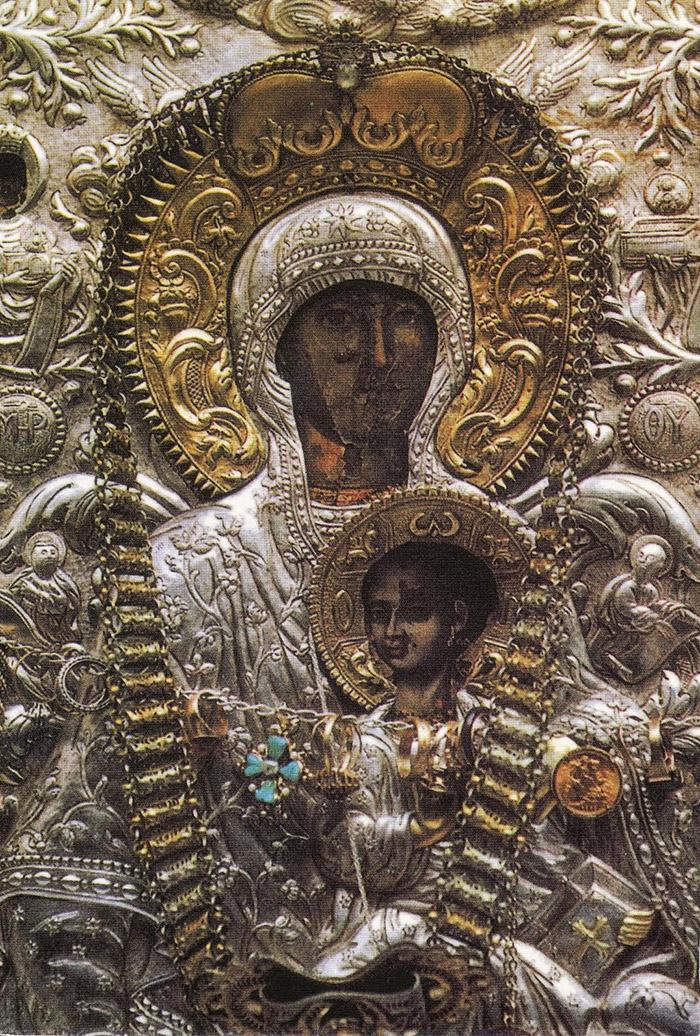 Акафист иконе Пресвятой Богородицы Мировлитисса