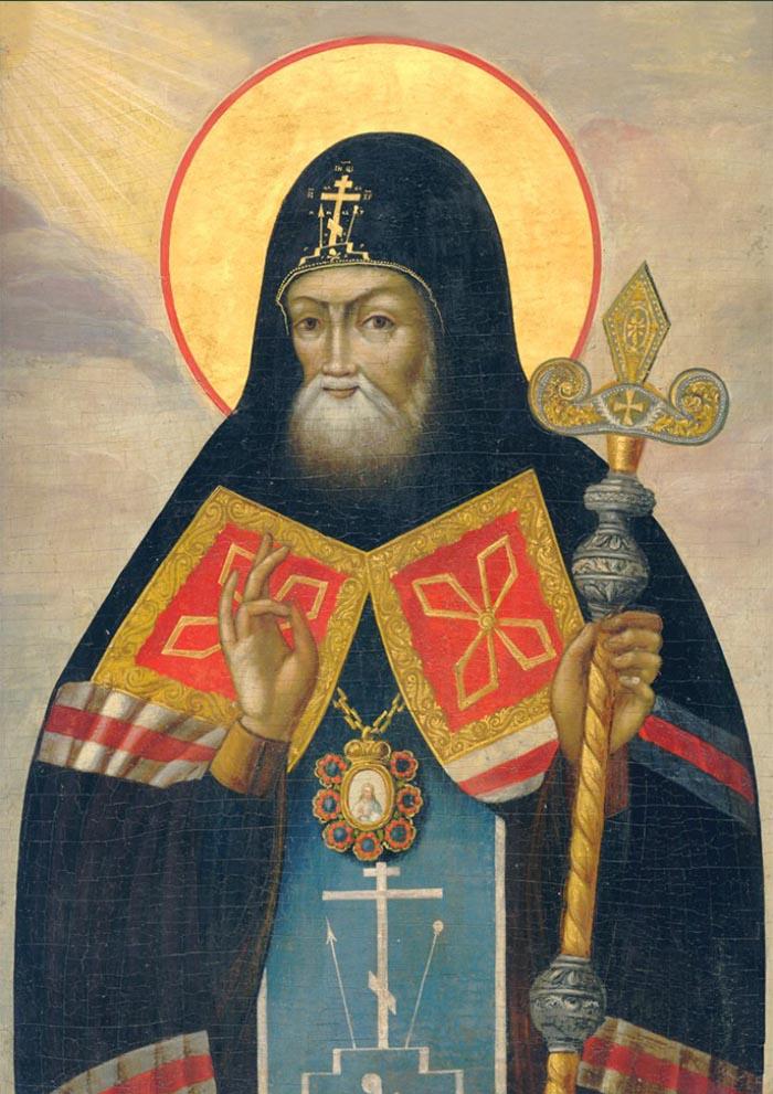 Молитвы святителю Митрофану, епископу Воронежскому