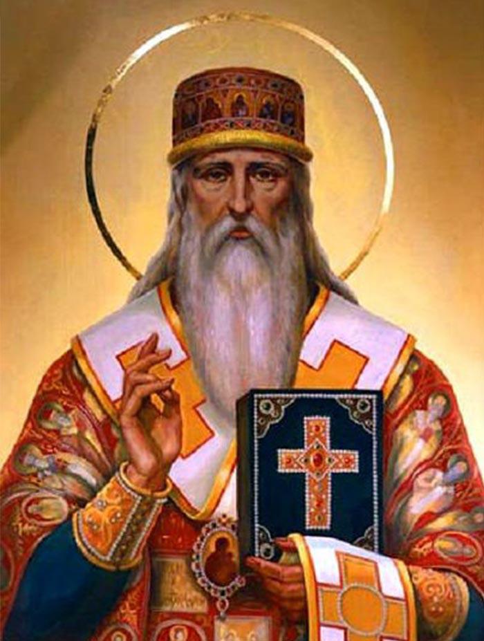 Молитвы святителю Михаилу, первому митрополиту Киевскому