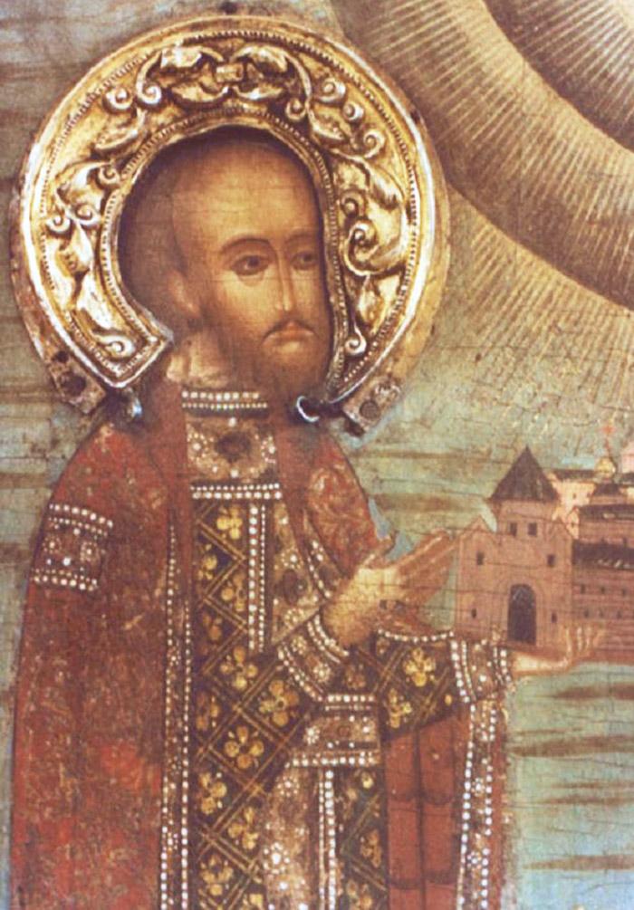 Молитвы святому благоверному великому князю Михаилу Ярославичу
