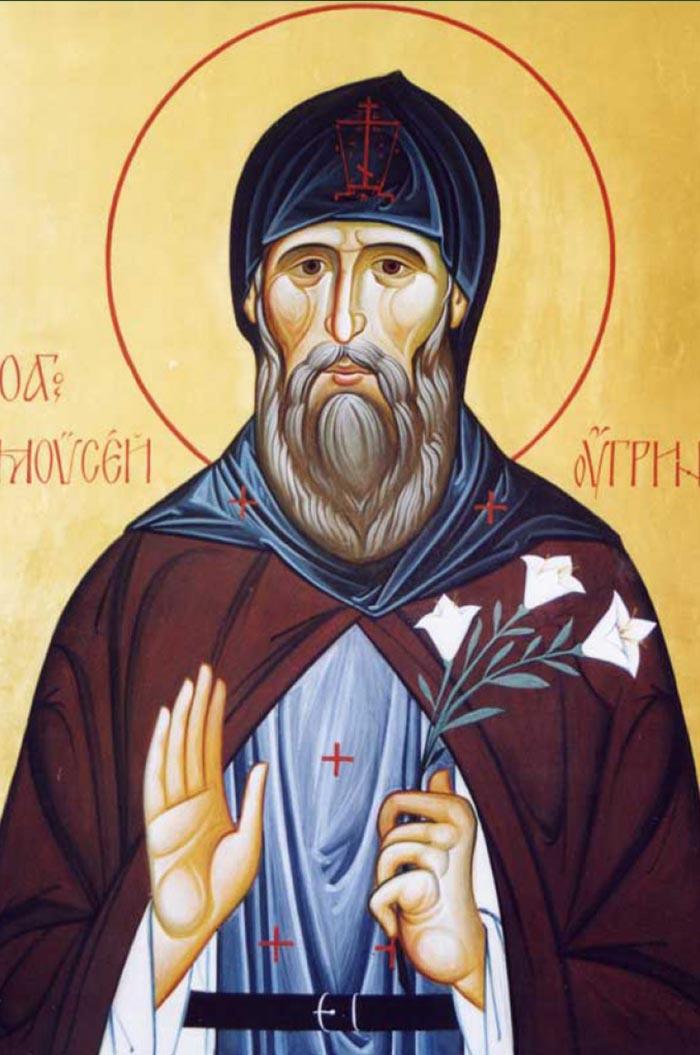 Молитвы преподобному Моисею Угрину