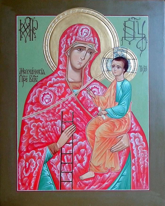 Акафист иконе Пресвятой Богородицы Молченская