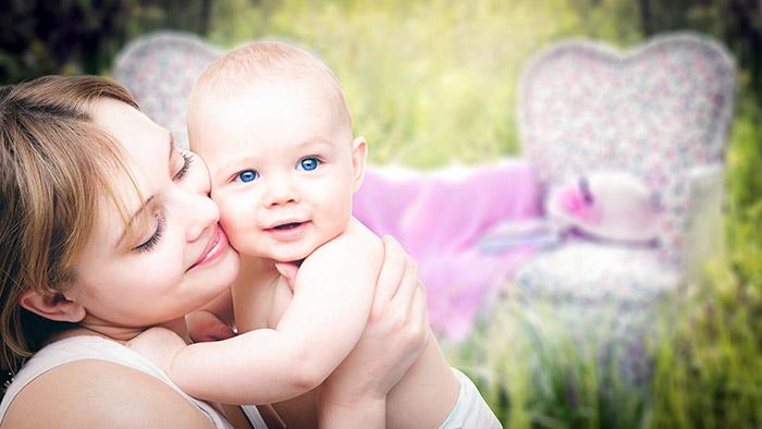 Молитва в первый день по рождению дитяти