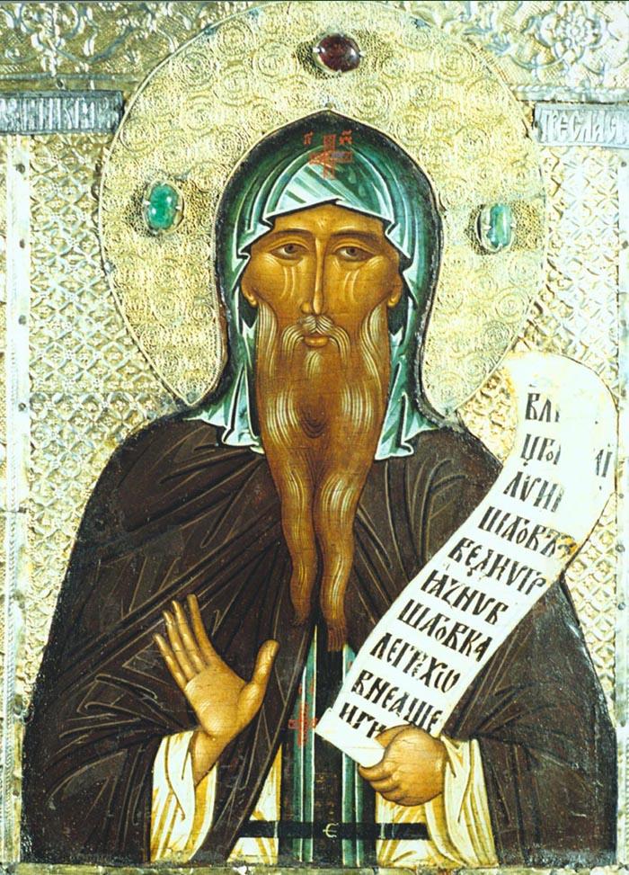 Молитвы преподобному Никите Столпнику