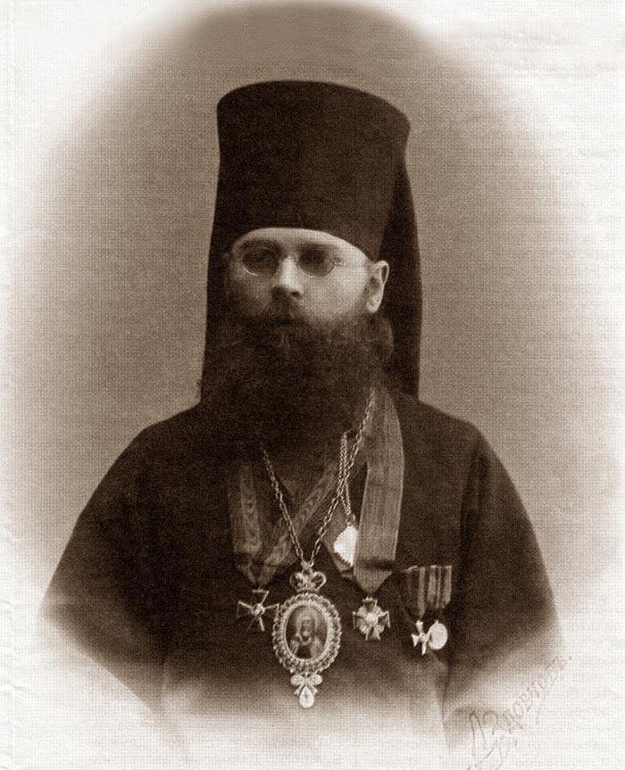 Акафист священномученику Никодиму, епископу Белгородскому