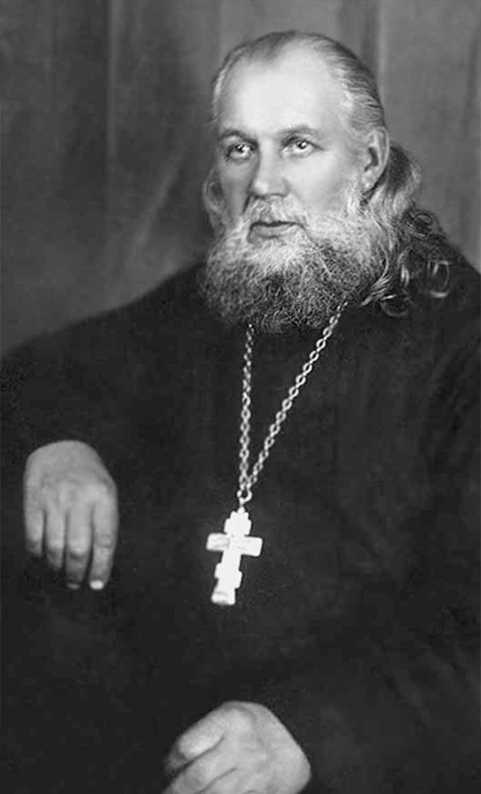 Акафист священномученику Николаю Красовскому, пресвитеру