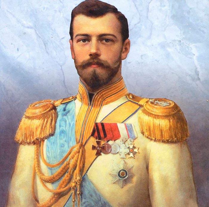 Акафист святому страстотерпцу царю Николаю Второму
