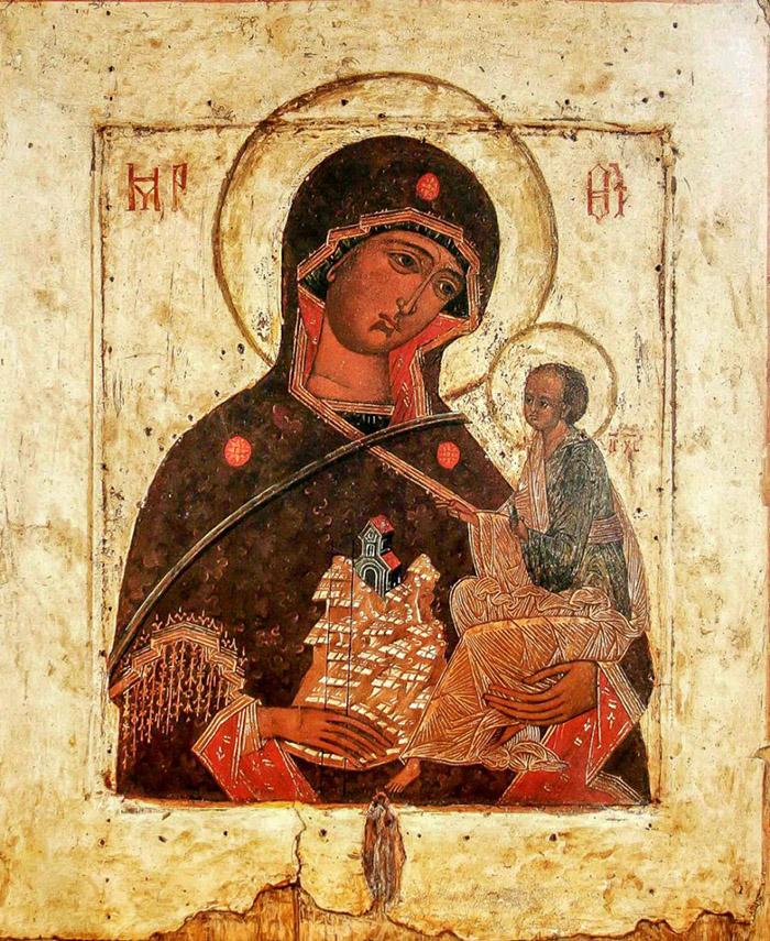 Акафист иконе Пресвятой Богородицы Одигитрия Выдропусская
