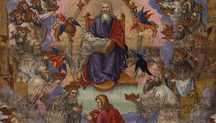 Откровение Иоанна Богослова Глава 7 (Откр.7)