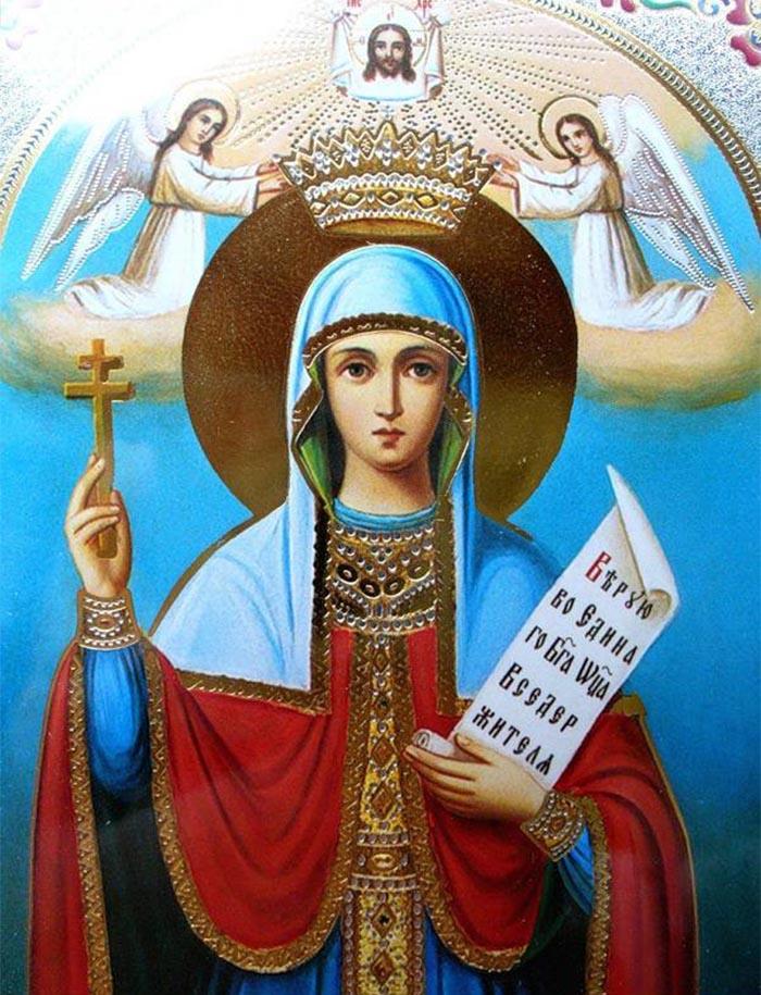 Молитвы святой мученице Параскеве Пятнице