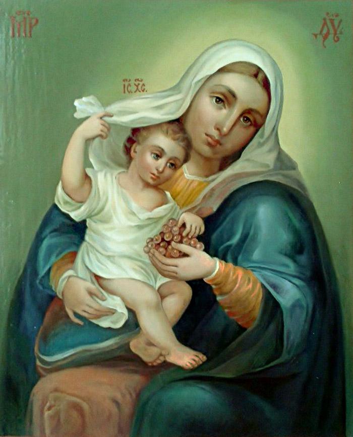 Акафист иконе Пресвятой Богородицы Покрывающая