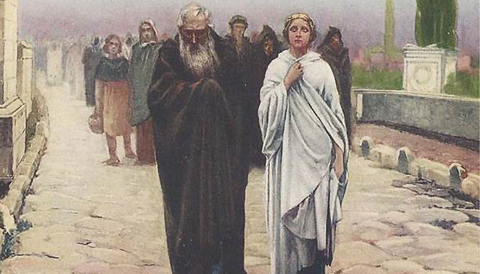 Первое послание к Коринфянам Глава 7 (1Кор.7)