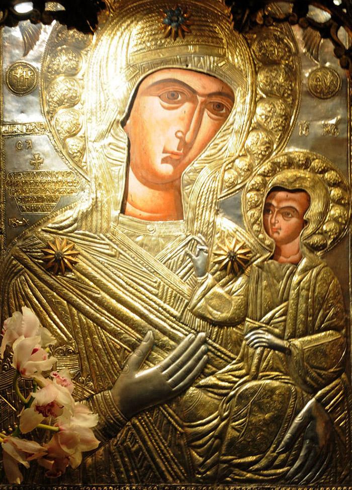 Акафист иконе Пресвятой Богородицы Прусиотисса