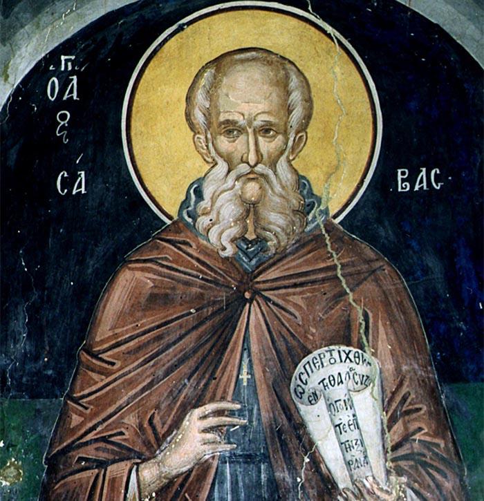 Молитвы преподобному Савве Вишерскому