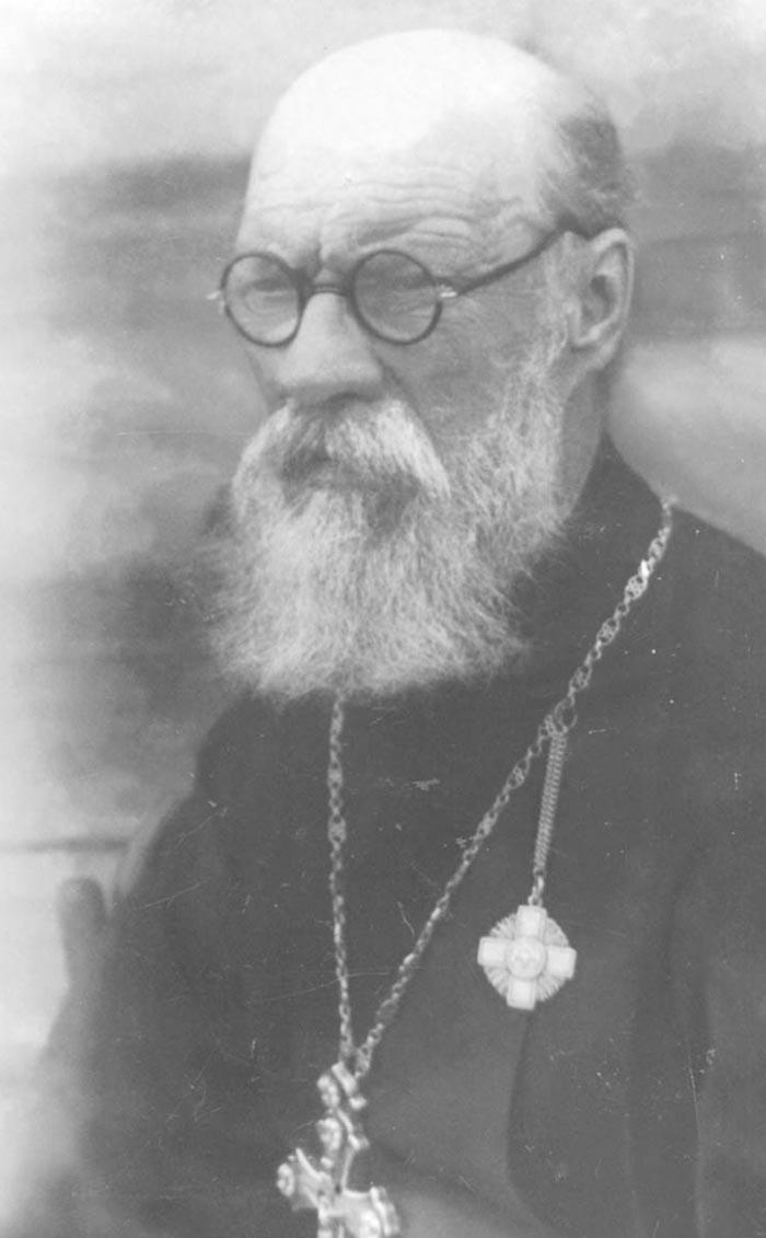 Акафист священноисповеднику Сергию Касимовскому