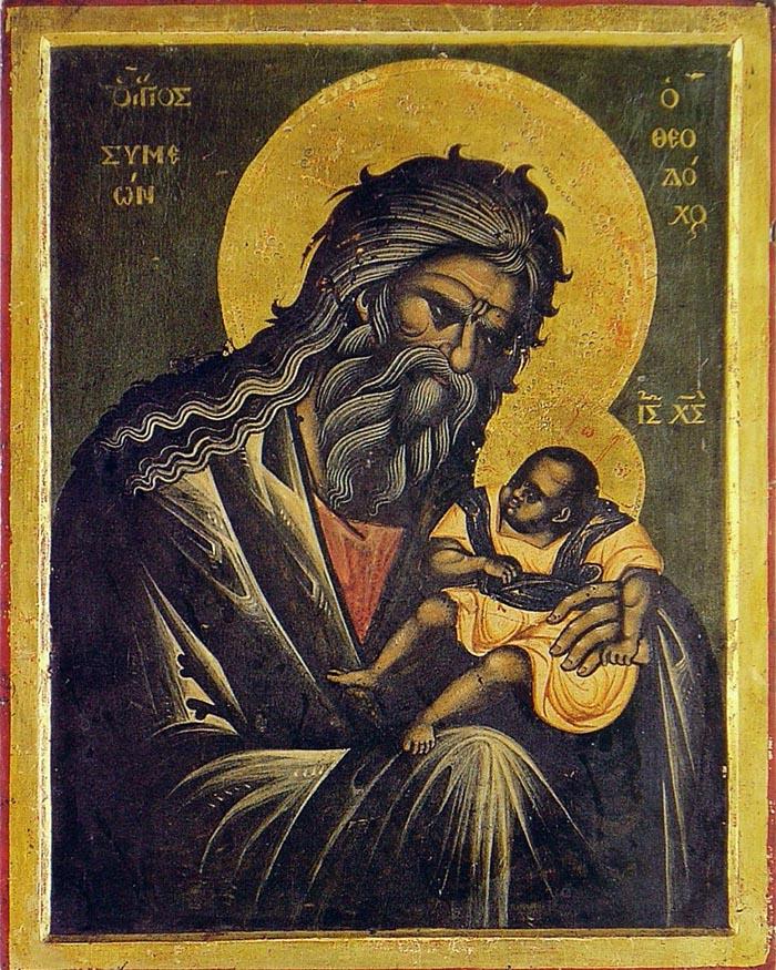 Молитвы святому праведному Симеону Богоприимцу