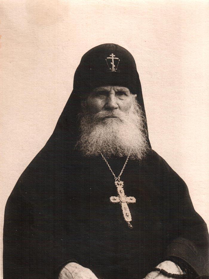 Акафист преподобному Симеону Псково-Печерскому
