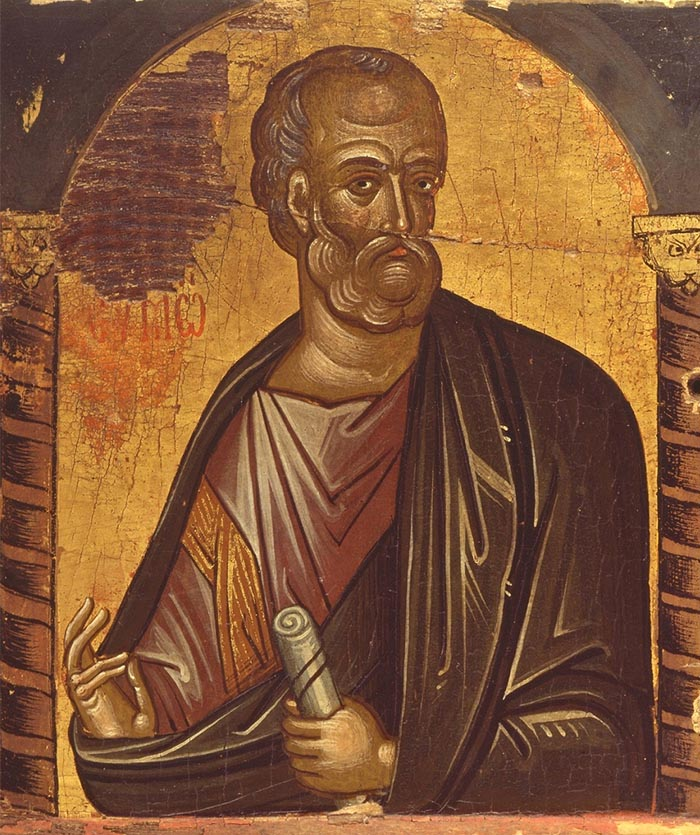 Молитвы святому апостолу Симону Зилоту