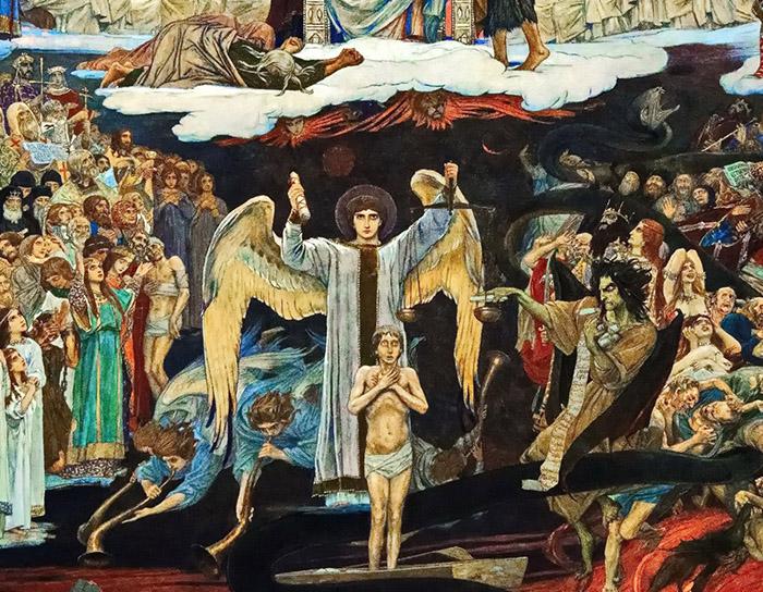 Акафист в память всеобщего Воскресения и Страшного суда