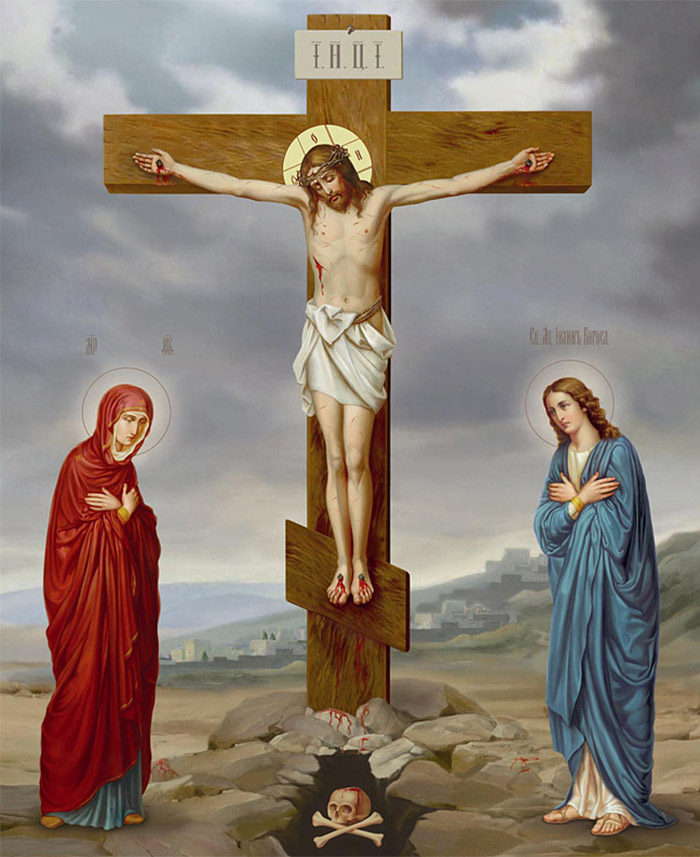 Акафист на Воздвижение Креста Господня
