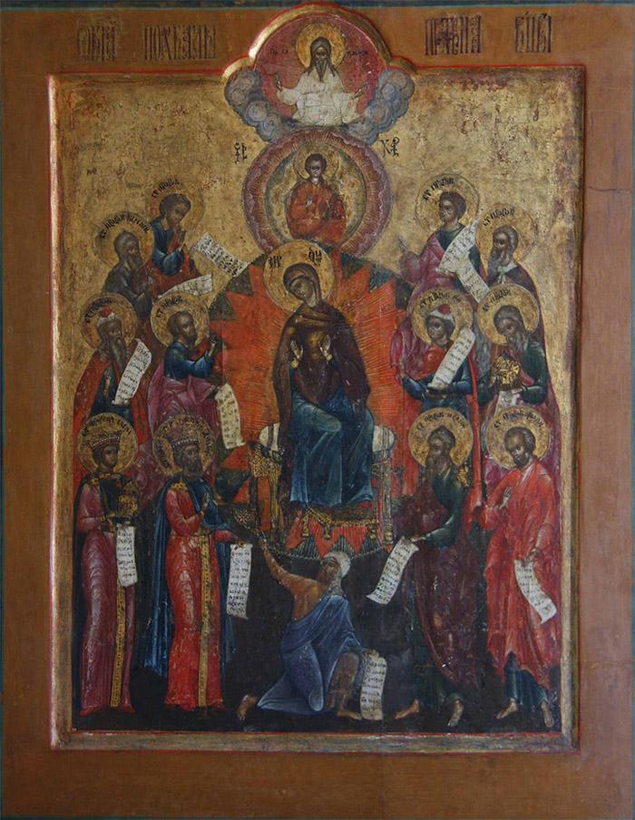 Акафист иконе Пресвятой Богородицы Светлая Обитель странников и бездомных