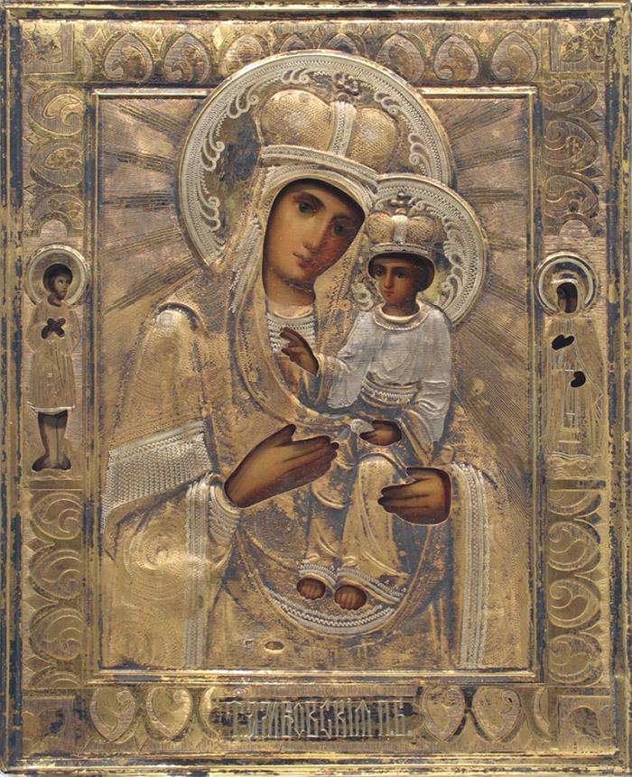 Акафист иконе Пресвятой Богородицы Тамбовская