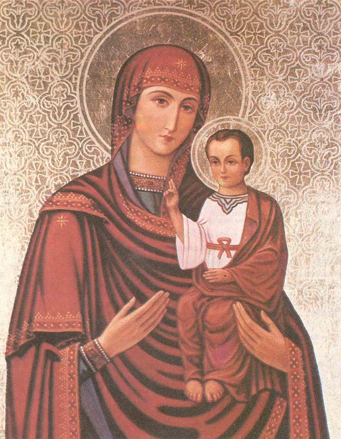 Акафист иконе Пресвятой Богородицы Теребовлянская