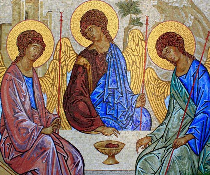 Молитвы в День Святой Троицы