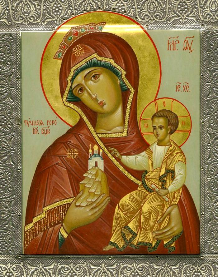 Акафист иконе Пресвятой Богородицы Тучная Гора