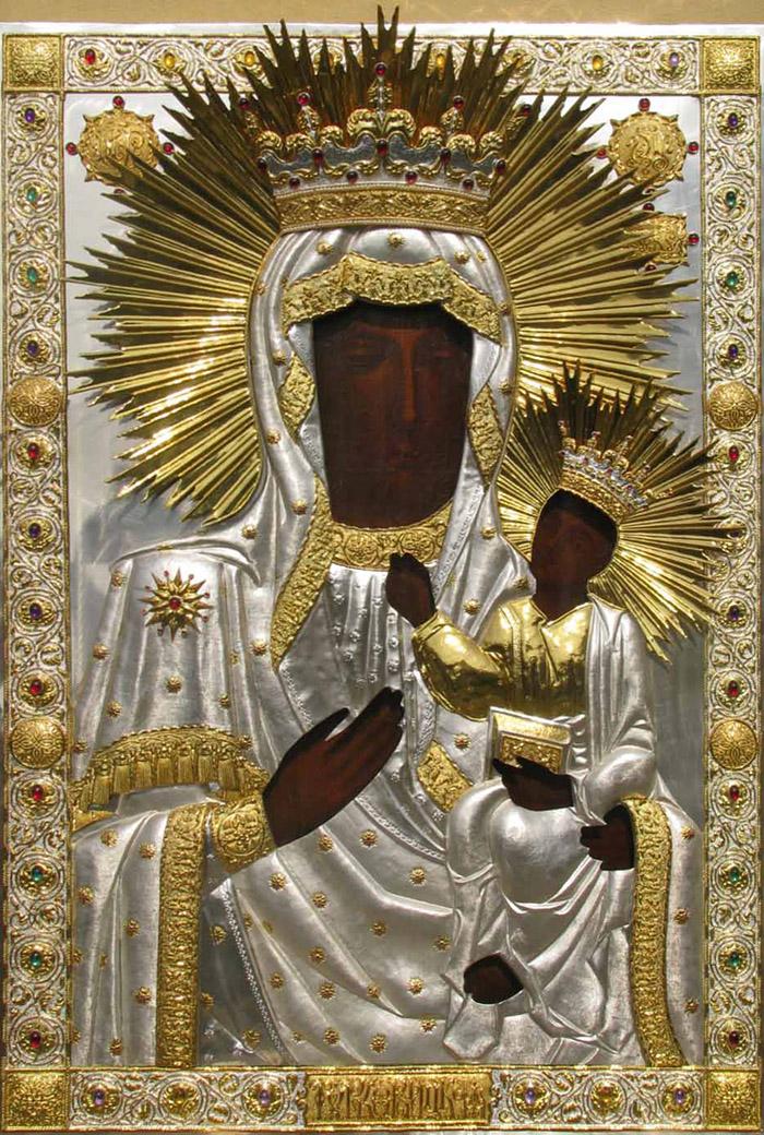 Акафист иконе Пресвятой Богородицы Турковицкая