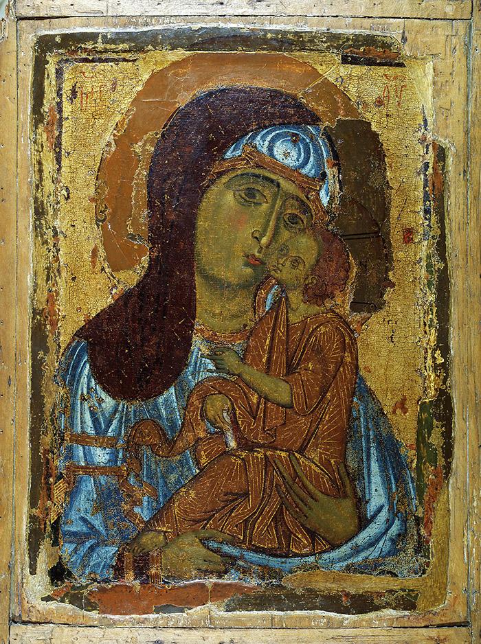 Акафист иконе Пресвятой Богородицы Елеуса (Умиление)