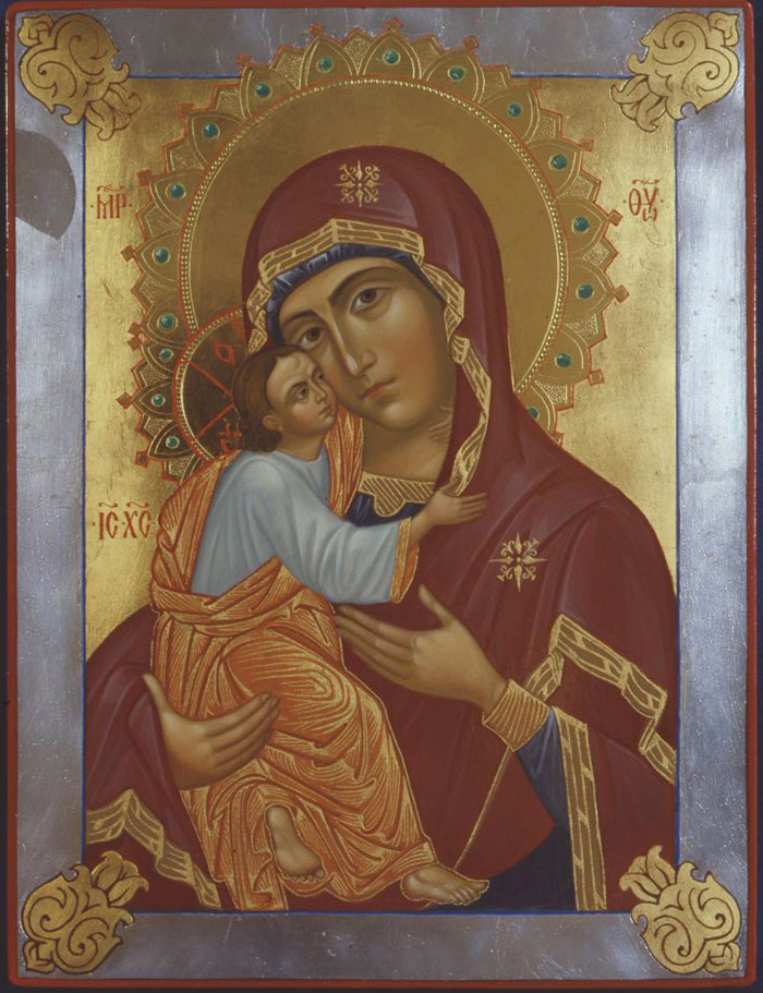 Акафист иконе Пресвятой Богородицы Умиление Псково-Печерская