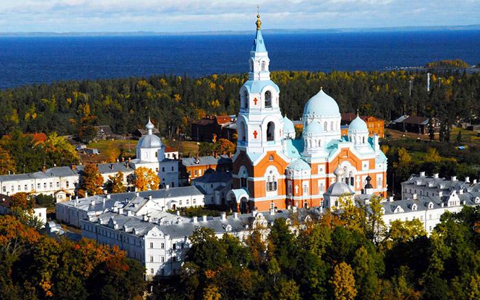 Псалтирь Псалтирь Валаамского монастыря
