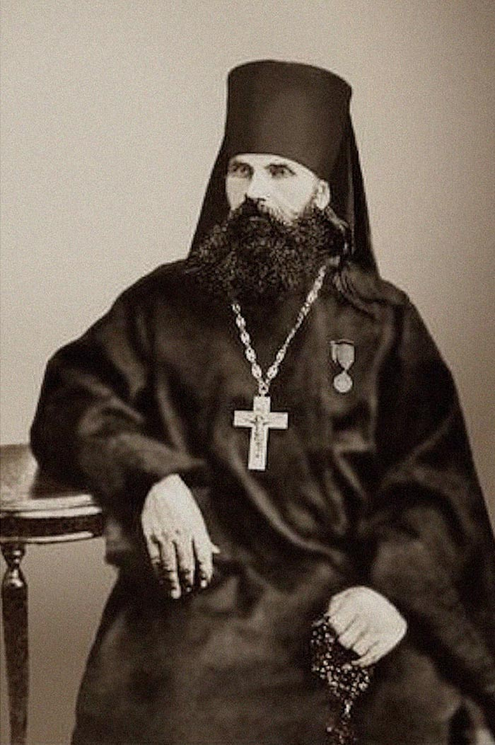 Акафист преподобномученинику Варлааму, архимандриту Белогорскому