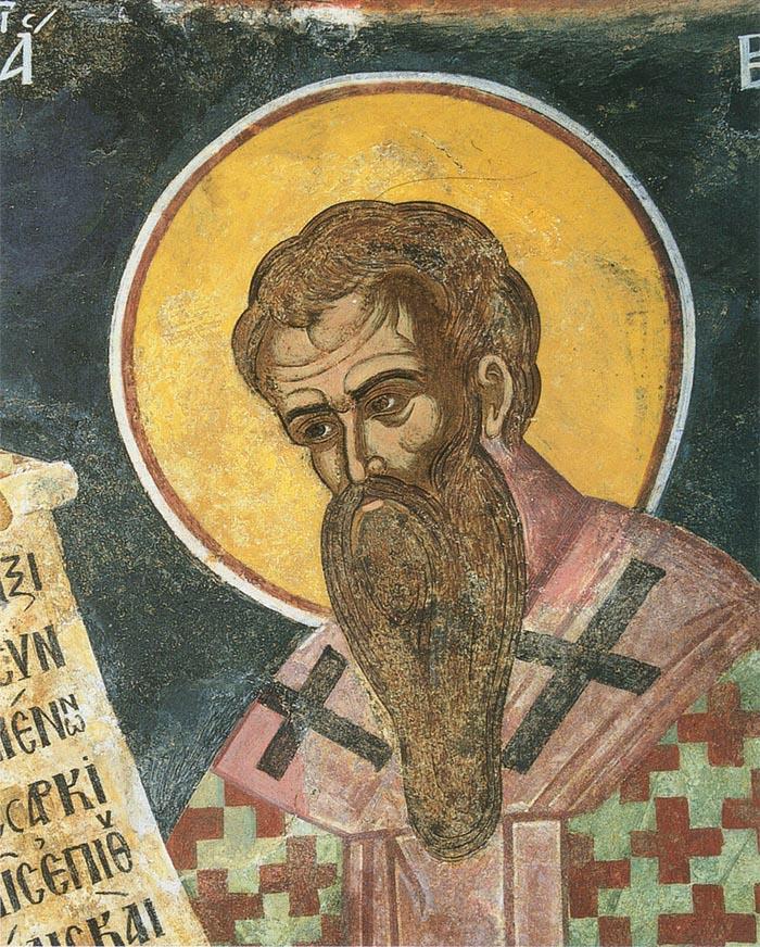 Молитвы святителю Василию Великому