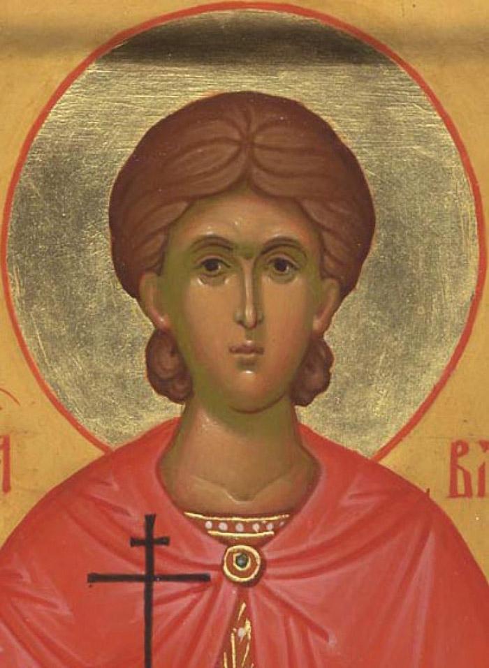 Молитвы святому мученику Виту Римскому