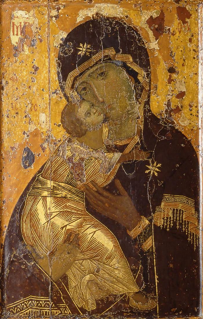 Акафист иконе Пресвятой Богородицы Владимирская Мироточная