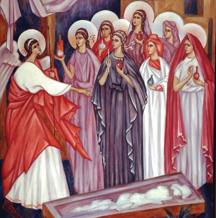 Молитвы святым женам мироносицам