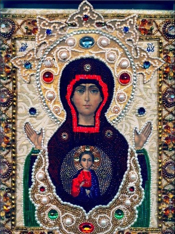 Акафист иконе Пресвятой Богородицы Знамение Корчемная